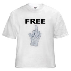MICHAEL IS FREE! T-Shirt